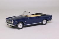 Starline 136051; 1962 Fiat 2300S Cabriolet; Open Top; Dark Blue