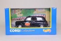 Corgi 91810; Austin FX4 Taxi (1:36); Computer Cab