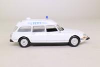 Atlas Editions; 1973 Citroen DS20 Ambulance; Medicalisee Petit