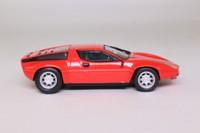Leo Models; 1973 Maserati Bora Gruppo 4; Red