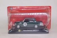Metro; Alfa Romeo Nuova Giulietta 1600; 1977 24h Spa; Lagae & Bianchi; RN15