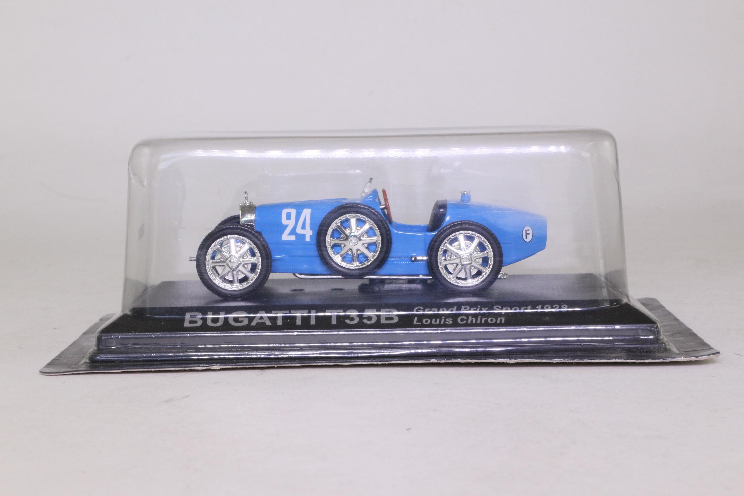 del Prado; 1928 Bugatti Type 35B Grand Prix Sport; Louis Chiron RN24