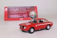 M4 7053; 1965 Alfa Romeo Giulia 1300 GTA; Test Car; Red