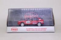 Pego PG1006; Alfa Romeo 33; 1991 European Touring Car Champion; Toby & Maggiorelli; RN100