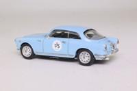 Bang/Box/ Best MM010; Alfa Romeo Giulietta Sprint; 1996 Mille Miglia; Scorsone & Dione; RN174