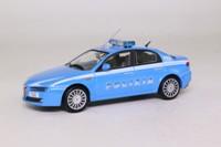 Edison Giocattoli 804721; 2006 Alfa Romeo 159; Polizia; Italian Police