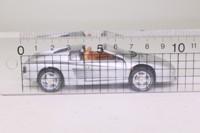 Detail 143; 1991 Ferrari 512 TR Spider; Metallic Silver