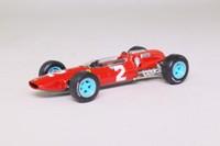 Brumm R290; Ferrari 158 Formula 1; 1964 Italian GP 1st; John Surtees; RN2