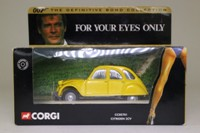 Corgi Classics CC85701; James Bond's Citroen 2CV; For Your Eyes Only