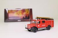 Atlas Editions 7147 023; Csepel D 350 Fire Truck; Kaposvar; Hungary
