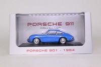 Atlas Editions 7 114 001; 1964 Porsche 901; Blue - Pre-Production Launch Model for 911