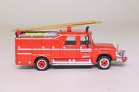 Atlas Editions 4144 111; Dodge D-500 Fire Truck; Watou, Belgium