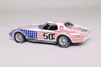 True Scale Model TSM104324; Chevrolet Corvette; 1971 24h Daytona 10th; Greenwood, Barker, Lang; RN50