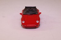 Minichamps; 2004 Porsche 911 (993) Carrera Cabriolet; Red