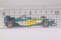 Minichamps AC4 010300; Grand Prix Event Car; 2001 Australian Grand Prix