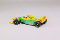 Minichamps 640 830006; Benetton B193; 1993 British GP 3rd, Riccardo Patrese; RN6