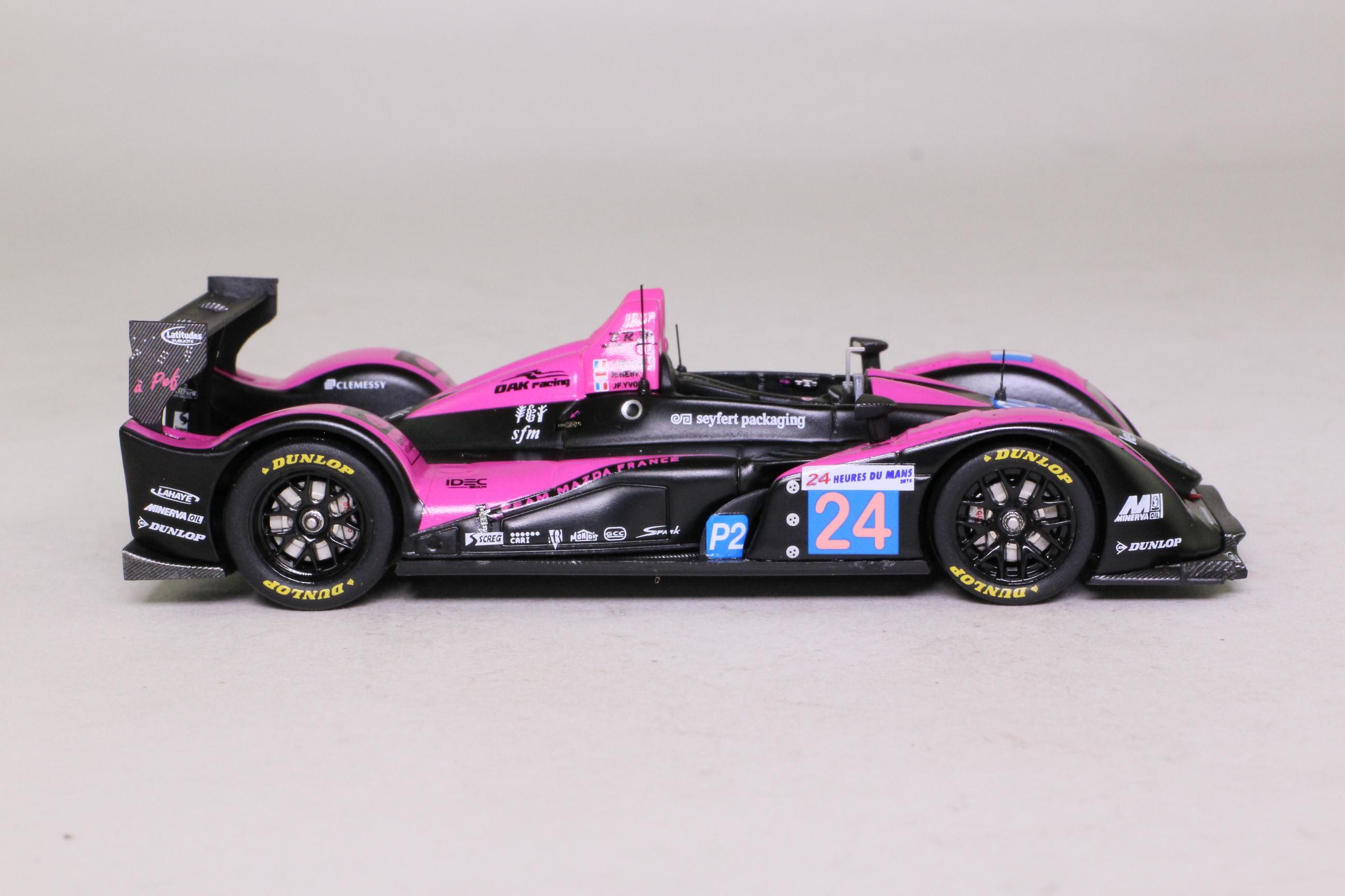 IXO LMM203P; Pescarolo 01; 2010 24h Le Mans 9th; Nicolet, Hein, Yvon; RN24