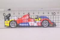 IXO LMM184; Oreca 01; 2010 24h Le Mans 4th; Ayari, Andre, Meyrick; RN6