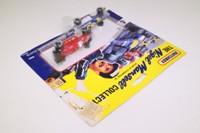 Matchbox/Lesney NM-810; Nigel Mansell 2 Car Set; 1992 Formula 1 World Champion; Williams & Ferrari