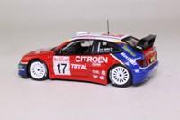 Vanguards VA99901; Citroen Xsara Turbo; 2003 Monte Carlo Rally 2nd; Colin McRae; RN17
