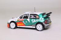 Vanguards VA99902; Skoda Fabia Turbo; 2005 Wales Rally 7th; Colin McRae; RN12