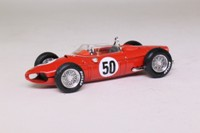 Brumm R222; 1961 Ferrari 156 Formula 1; 1961 French GP 1st; Giancarlo Baghetti; RN50