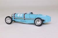 Brumm R173; Bugatti Type 59; 1931 Italian GP; RN88