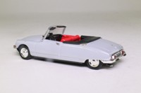 Atlas Editions; 1970 Citroen DS21 Decapotable; Open Cabriolet, Grey