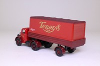 Corgi Classics 18402; Bedford O Series Artic; Dropside Trailer with Tilt, Terrys of York