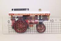 Matchbox Collectibles YAS05-M; 1905 Fowler B6 Showmans Engine; John Hoadley's Mammoth Fair 1905