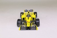 Hot Wheels 22811; Jordan 199 Formula 1 Car; 1999 British GP 5th; Damon Hill; RN7