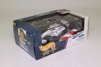 Hot Wheels 24624; 1999 Stewart SF3 Formula 1; 1999 Europe GP 1st; Johnny Herbert, RN17