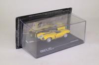 IXO; Jaguar D Type; 1957 24h Le Mans 4th; Rouselle & Frere; RN16