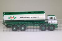 Corgi Classics 24202; Leyland Mouthorgan Cab; 8 Weel Rigid Elliptical Tanker, Power Petrol