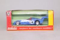 Solido 168; Alpine Renault 3L; Blue, RN4