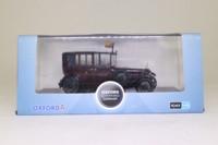 Oxford Diecast RD001; 1929 Daimler Double-Six; King George V, Sandringham