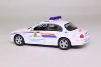 DeAgostini; Jaguar S Type; RCMP 2002; The Mounties, Canada