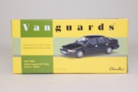 Vanguards VA11801; Subaru Legacy; RS Turbo, Series 1, Black