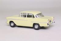 Vanguards VA38001; 1957 Vauxhall Victor FA; Primrose Yellow