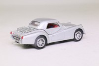 Jouef 1009; Triumph TR3A; Closed Roadster; Silver