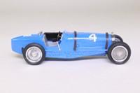 Brumm R41; 1933 Bugatti Type 59; Racing Model, Blue, RN4