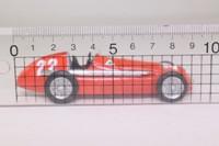 Brumm R36; Alfa Romeo 158 Grand Prix; 1951 Swiss GP 2nd; Nino Farina; RN22