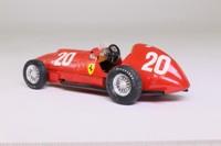 Brumm R125; Ferrari 375 Formula 1; 1951 Swiis GP 6th; Alberto Ascari, RN20