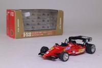 Brumm R143; Ferrari 126 C4 Formula 1; 1984 US GP 2nd; Rene Arnoux, RN28