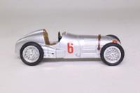 Brumm R70; Mercedes-Benz W125 F1; 1937 Italian GP 2nd; Hermann Lang; RN6