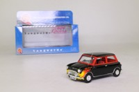 Vanguards VA01308; Austin Mini 7; On Fire; Boy Racers