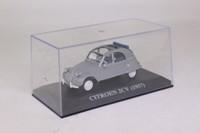 IXO; 1957 Citroen 2CV AZL; Open Top, Grey