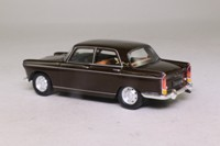 Altaya; Peugeot 404; Saloon, Dark Brown