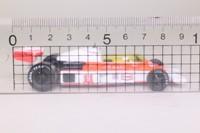 Panini; McLaren M23 Formula 1; 1976 French GP 1st, James Hunt RN11
