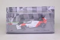 Panini; McLaren MP4/4 Formula 1; 1988 British GP 1st; Ayrton Senna; RN12